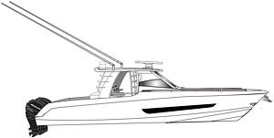 A Boston Whaler 42 ft linedrawing gift idea personalized sunshirts your boat photograph performance apparel custom picture giftideas dye sublimation linedrawings boater boat lineart specifications boatiquegraphics fishing center console yachts cruisers sportfishing walkaround sailboat sailing yacht designmyshirt boatique graphics designmyshirt design tshirts shirts clipart clip art boat gift sketch vectors beach team wear cancer skin upf sunmoisture wicking longsleeve lightweight coolingtech tournament raceteam crew sunshirt
