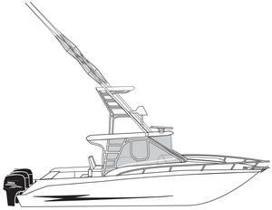 A Hydra Sport 35 ft linedrawing gift idea personalized sunshirts your boat photograph performance apparel custom picture giftideas dye sublimation linedrawings boater boat lineart specifications boatiquegraphics fishing center console yachts cruisers sportfishing walkaround sailboat sailing yacht designmyshirt boatique graphics designmyshirt design tshirts shirts clipart clip art boat gift sketch vectors beach team wear cancer skin upf sunmoisture wicking longsleeve lightweight coolingtech tournament raceteam crew sunshirt